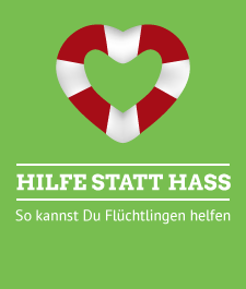 Hilfe statt Hass