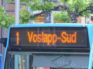 Bus | Foto: Ulf Berner