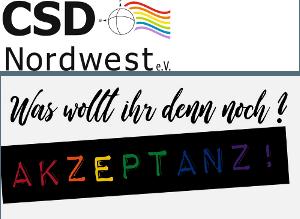 CSD Nordwest 2018 Titel