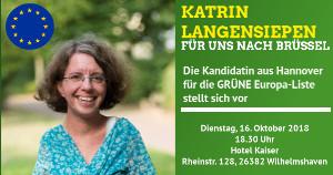 Katrin Langensiepen in WHV