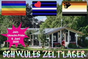 Schwules-Zeltlager 2020