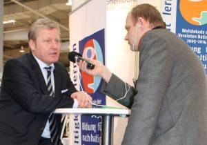 Ulf Berner im Interview mit Bernd Althusmann