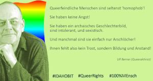 IDAHOBIT-2021 Ulf Berner (Teaser)