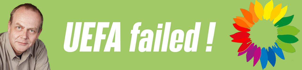 UEFA failed