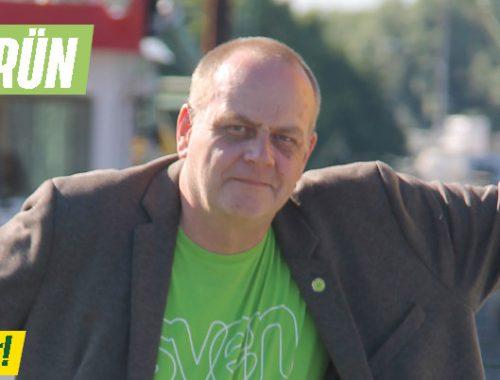 Kandidatur für den Stadtrat